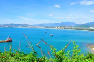 Bãi biển Nam Ô Đà Nẵng bãi biển đà nẵng Tổng hợp những bãi biển đẹp khi đi du lịch Đà Nẵng bien nam o da nang