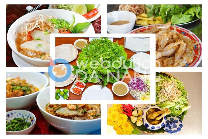 Ẩm thực món ăn Đà Nẵng