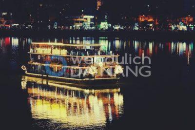 Tour du thuyền Sông Hàn vào buổi tối