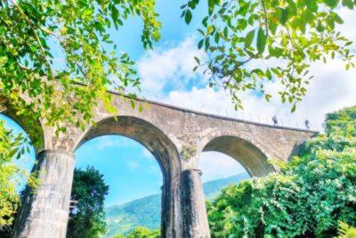 Cầu Vòm Đồn Cả - 'thiên đường' bị lãng quên dưới chân đèo Hải Vân, Đà Nẵng